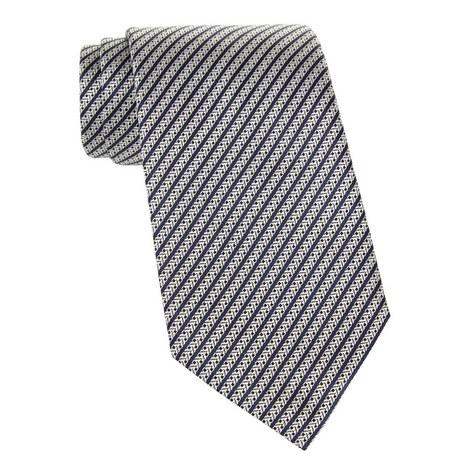 Geometric Stripe Tie, ${color}