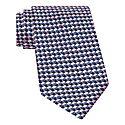 Square Geometric Pattern Tie, ${color}