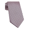 Square Floral Pattern Tie, ${color}