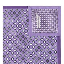 Diamond Pattern Pocket Square
