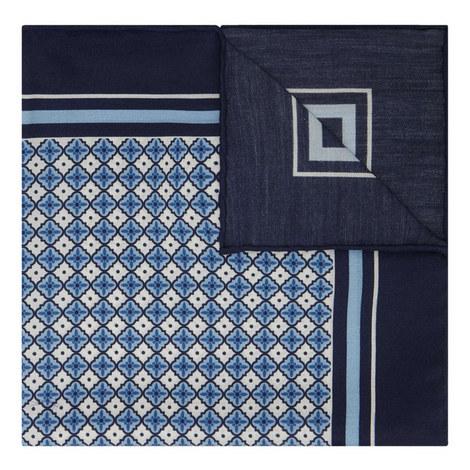 Geometric Pocket Square, ${color}