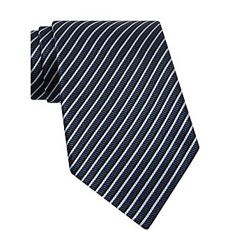 Stripe Pattern Tie