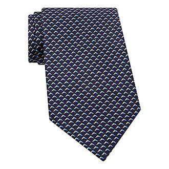 Peak Pattern Tie