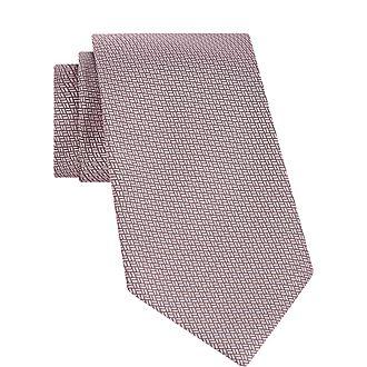 Diamond Silk Tie