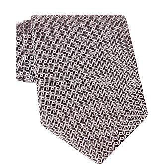 Micro Dot Silk Tie