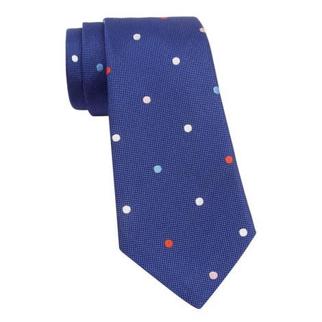Multicoloured Dot Tie, ${color}