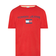 '90s Flag Logo T-Shirt