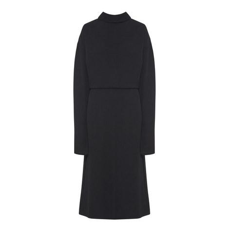 Reverse Collar Dress, ${color}