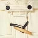 Sleeveless Montgomery Coat, ${color}