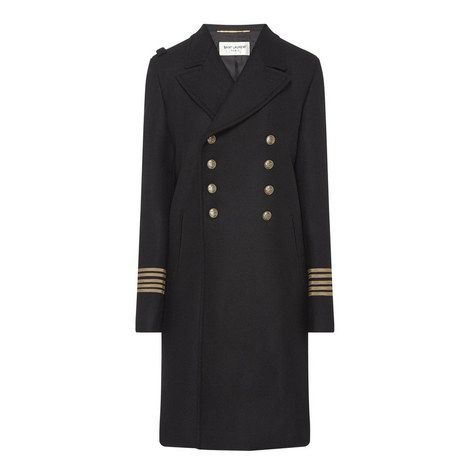Military Long Coat, ${color}