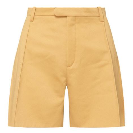 High-Waist Shorts, ${color}