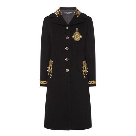 Embellished Coat, ${color}