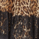 Lace Trimmed Leopard Print , ${color}