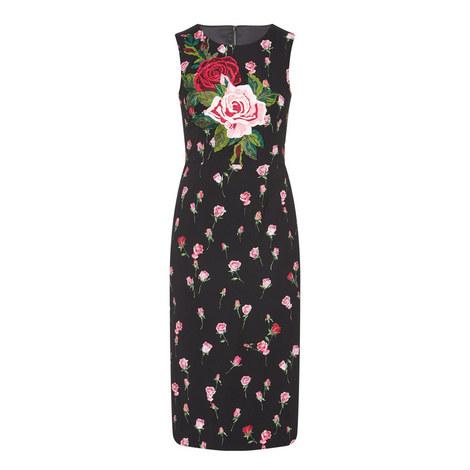 Floral Tunic Dress, ${color}
