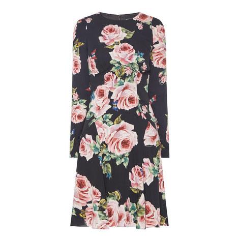 Dark Rose Charmeus Dress , ${color}
