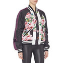 Rose Stripe Reversible Bomber Jacket, ${color}