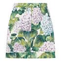 Hydrangea Cuffed Shorts, ${color}