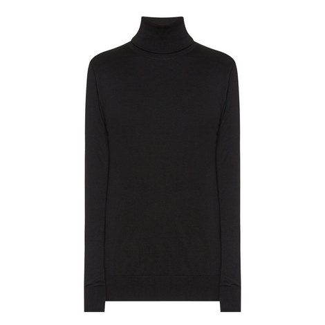 Polo Neck Cashmere Sweater, ${color}