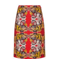 Brocade Tiger Skirt