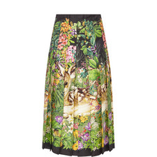 Bambi Twill Skirt