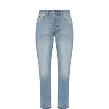 Vintage Denim Slim Jeans