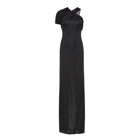 Tie Detail Maxi Dress, ${color}