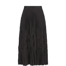Crêpe Skirt
