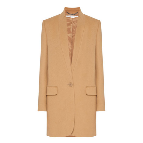 One Button Coat, ${color}