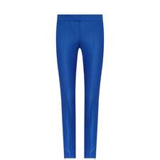 Zip Cuff Trousers