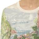 Landscape Print Top, ${color}