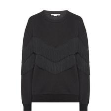 Fringed Sweatshirt