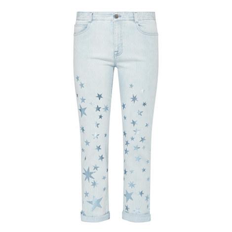 Skinny Boyfriend Star Jeans, ${color}