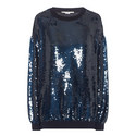 Ines Sequin Sweater , ${color}