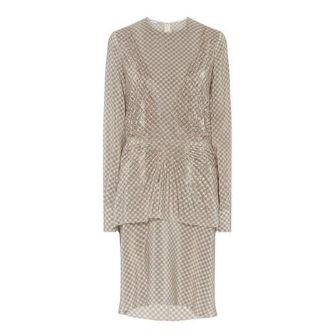 Diamanté Encrusted Dress, ${color}
