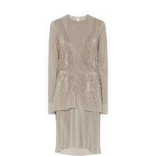 Diamanté Encrusted Dress