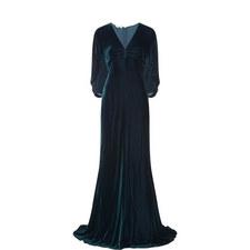 Paloma Velvet Gown