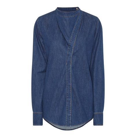 Damiane Denim Shirt , ${color}