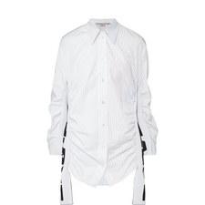 Logo Side Stripe Shirt