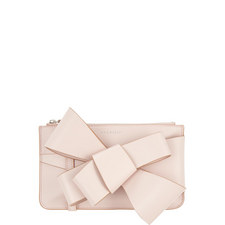 Bow Clutch Bag Mini