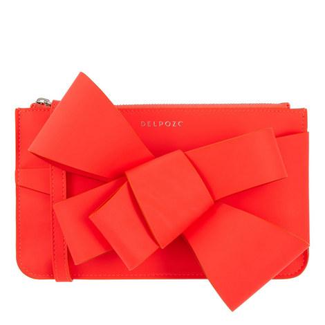 Bow Clutch Bag Mini, ${color}