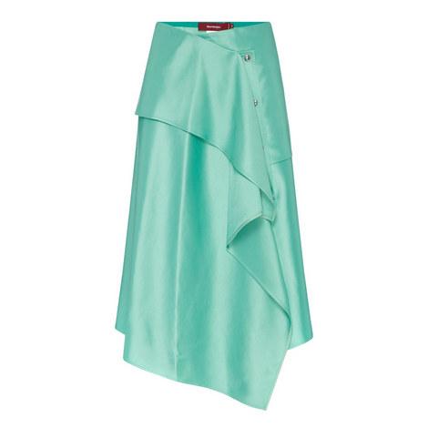 Cami Drape Skirt, ${color}