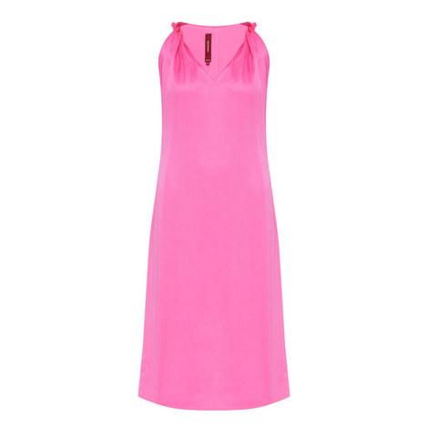 Kit Cap Sleeve Twist Dress, ${color}