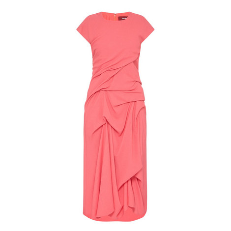 Paloma Coral Dress, ${color}
