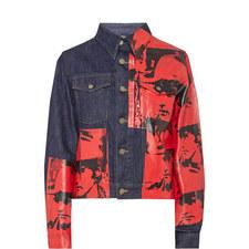 Molten Denim Jacket