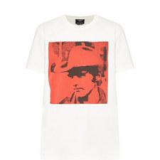 James Print T-Shirt