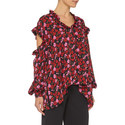 Forli Floral Print Blouse , ${color}