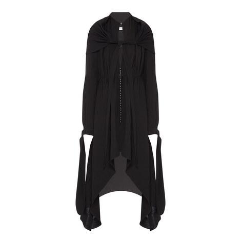 Gela Silk Dress, ${color}