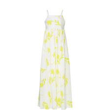 Tulip Slim Strap Dress