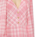 Plaid Tunic Dress, ${color}
