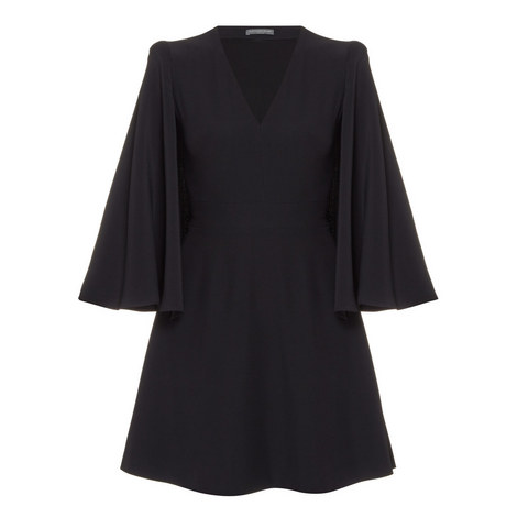 Caped Dress, ${color}